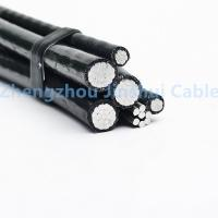 Wholesale XLPE Insulated Aerial Bunched Cables Bare AAC In Air 25 35 50mm from china suppliers