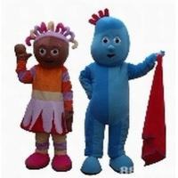 Wholesale popular cartoon characters Iggle Piggle and Upsy Daisy mascot costumes  from china suppliers
