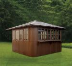 Wholesale Monalisa M-900 Luxury Polystyrene Gazebo/Canopy/Bower/Hot Tub Shelter/Patio from china suppliers
