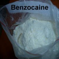 Quality 94-09-7 Benzocaine Powder Legal Injectable Steroids Treatment Intermediates for sale