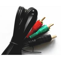 Quality HDMI A MALE TO 3RCA MALE CABLE for sale