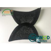 Quality Suit Sewing Shoulder Pads Resin Interining , Cotton , Need Punch Felt for sale