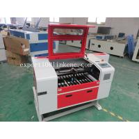 Wholesale Hiwin rails laser cutting machine and laser engraving machine size 6040 from china suppliers
