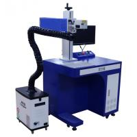 Wholesale 50w CO2 Laser Marking Machine For Non Metal Materials 1064nm Laser Wavelength from china suppliers