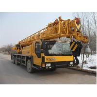 Wholesale High Power Hydraulic Mobile Crane QY25B.5 Truck Crane 3 r / min Swing Speed for Carriers from china suppliers