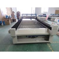 Wholesale High precision Large Laser Metal Cutting Machine / laser fabric cutting machine from china suppliers