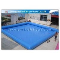 Wholesale Summer Party Inflatable Family Swimming Pool, Large Portable Swimming Pool For Rent from china suppliers