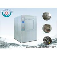 Wholesale Fully Jacket Horizontal Steam Sterilizers With Pass Through Sliding Door For Hospital CSSD from china suppliers