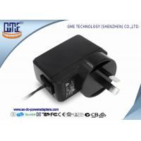 Wholesale AU Plug 12V 0.5A Wall Mount Power Adapter for Earphone , 1 Year Warranty from china suppliers