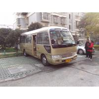 Wholesale Good condition used Toyota coaster mini bus high quality secound hand bus for sale from china suppliers