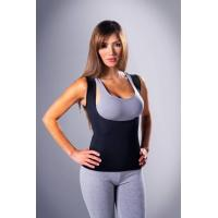 Women's Hot Shapers Shirt - Redu Shaper Belt Tecnomed Thermo Slimming