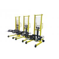 Wholesale manual stackers with wide leg more competitive price compare to electric forklift from china suppliers