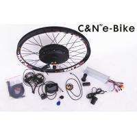 Wholesale Downtube Lithium Battery Electric Road Bike Conversion Kit , Electric Push Bike Conversion Kits from china suppliers