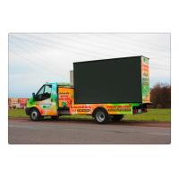 Wholesale High Efficiency P10mm Truck Mounted LED Display , Mobile LED Sign from china suppliers