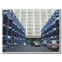 Wholesale Four Post Parking Lift 3-5 Floors/ Four Post Car Parking Lift multi-level parking system from china suppliers