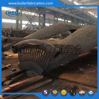 China Horizontal Cyclone Separators Carbon Steel Dust Collection Circulating Fluidized Bed Technology on sale