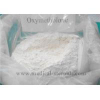 Wholesale CAS 434-07-1 Oral Anabolic Steroids Oxymetholone / Anadrol For Muscle Building from china suppliers