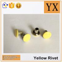 Wholesale Youxin hardware Leather handbags fitting metal rivet hardware supplier wholesale from china suppliers