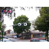 Wholesale Giant Inflatable Eyeball Inflatable Event Decoration Aerated For Advertising from china suppliers