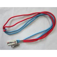Wholesale Polyester Round Jacquard Cord Lanyard from china suppliers