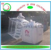 Wholesale 1.5 ton pp jumbo bag, pp jumbo bag pp big bag scrap for sale from china suppliers
