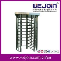 Wholesale Digital Double Direction Full Height Turnstile / Automatic Systems Turnstiles from china suppliers