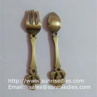 Collectible Souvenir Metal Teaspoon for Gifts