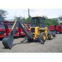 Wholesale Hydraulic Steering System Muiti Function Tractor Backhoe Loader for Road Maintenance from china suppliers