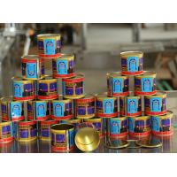Wholesale Piston Pump Juice Tin Can Filling Machine Automatic Bottling Equipment from china suppliers