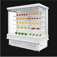 China Open Type Supermarket Fruit Display Chiller For Sale on sale