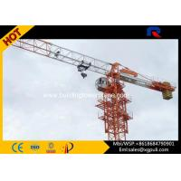 Wholesale Fixed Topless Tower Crane 1t Tip Load Capacity Boom Level Jib For Building from china suppliers