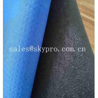 Quality Surface Processing Neoprene Fabrics Perforated Circular Diamond Elliptical Hole for sale