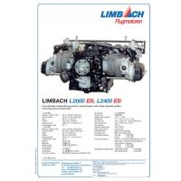 China LimbachL 2000 EB- 59 kW Four-cylinder,four-stroke boxer engineair cooling,single magneto ignition, 1 carburettor, on sale
