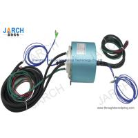 Wholesale 2 Channel Electro Optical Slip Ring / Rotating Electrical Connector Slip Ring , 24-2A Circuits from china suppliers