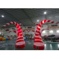 Wholesale Beauty Inflatable Tentacle With Led Lighting For Party / Stage / Room Decoration from china suppliers