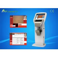 Wholesale White Vertical Facial Skin Analyzer Machine 3d For Skin Test 2000000 Pixels from china suppliers