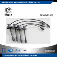 Wholesale High Performance Auto Parts Silicone Ignition Cable 90919-22389 approved SGS from china suppliers