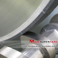 Wholesale Vitrified Camshaft & Crankshaft grinding Wheel julia@moresuperhard.com from china suppliers