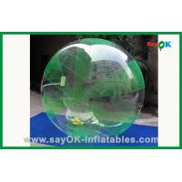 Wholesale 1.8M Giant Inflatable Zorb Ball PVC TPU Human Water Walking For Aqua Park from china suppliers
