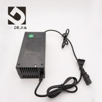 Wholesale Portable Electric Bike Charger 220V 50HZ Input Adjustable , Short Circuit Protection from china suppliers