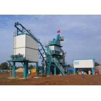 Wholesale Container Type 80T Output Asphalt Mixing Plant With 6800mm Length Drying Drum And Itlia Burner from china suppliers