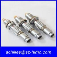 Wholesale 5pin lemo Metal Circular Push Pull Electrical Connector from china suppliers