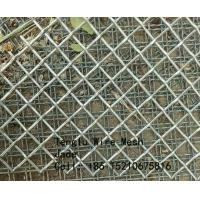 Wholesale Interior Design Usage Stainless Steel Decorative Wire Mesh for Grille Insert from china suppliers