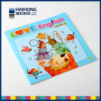 Wholesale Full color Childrens Book Printing with saddle stitch bound , Comic Book Printing from china suppliers