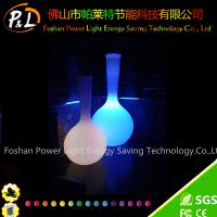Wholesale RGB Bright Color Changing Garden Furniture Waterproof Indoor / Outdoor LED Planter from china suppliers
