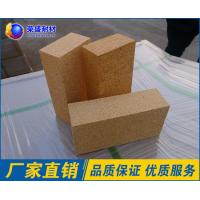 Wholesale SK - 34 Lightweight Refractory Bricks Brown Color Fire Resistant Bricks from china suppliers
