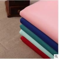 Weft Polyester Spandex Sandwich air layer fabric Spot stretch suit casual wear fabrics