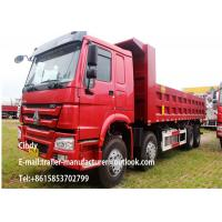 Wholesale 6 x 4 380hp 21- 30 ton load Dump Truck Trailer ZZ3317N4267D1 Chassis Model from china suppliers