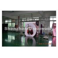 Wholesale 500×500 Mm P3.91 Indoor Led Screen , Big Hanging Led Panel Rental SMD2121 from china suppliers