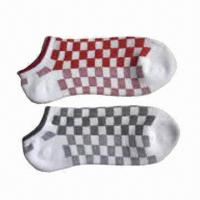 Wholesale Sport socks for men, sport sneaker with terry  from china suppliers